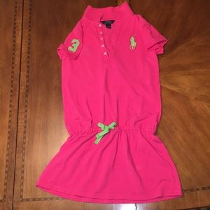 Ralph Lauren Girls XL dress